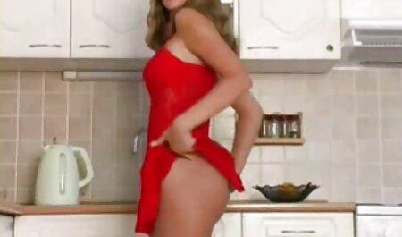 Elimina suc de sex masculin în Blonda vagin cu silicon futai cu amanta sanii
