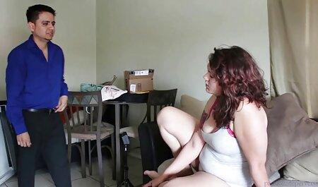 Sexul frumos cu Megan rain a filme sexi cu femei grase încheiat erupția în gură.